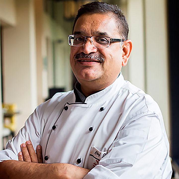 Executive Chef Ganesh Joshi