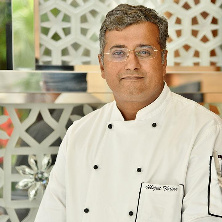 Executive Chef Abhijeet Thakre
