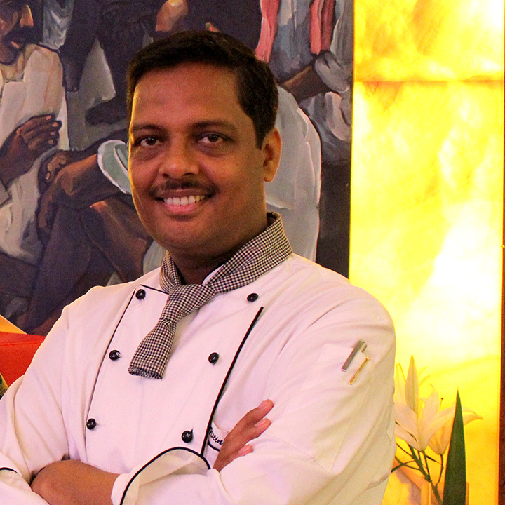 Executive Chef Nitin Mathur
