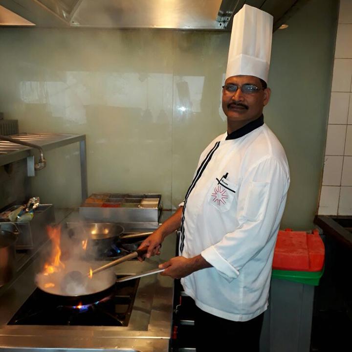 Chef Anwar Ali Ansari