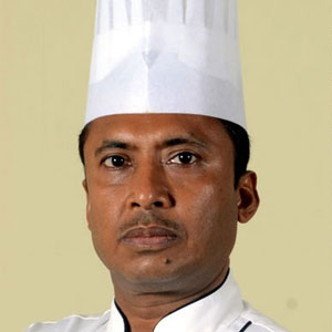 Chef Asish Kumar Roy