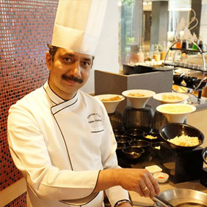 Chef Sumant Dadhwal