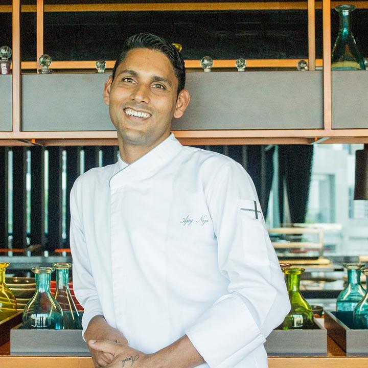 Chef de Cuisine - Ajay Negi