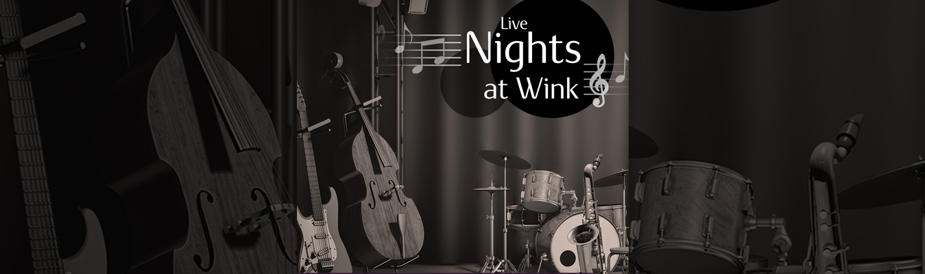 Live Nights with Rock n Roll at Wink