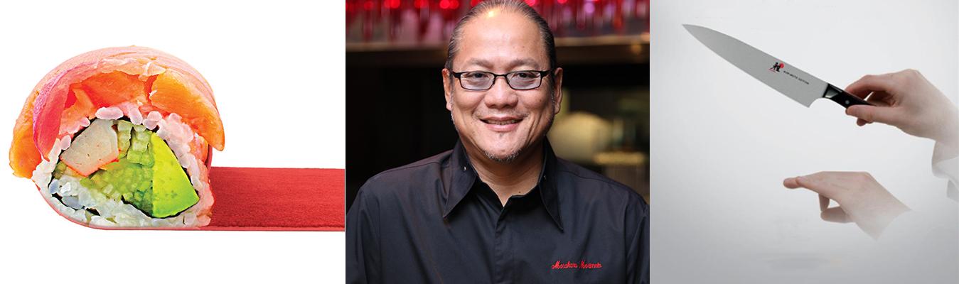 Culinary Soiree with Iron Chef Morimoto at Wasabi by Morimoto