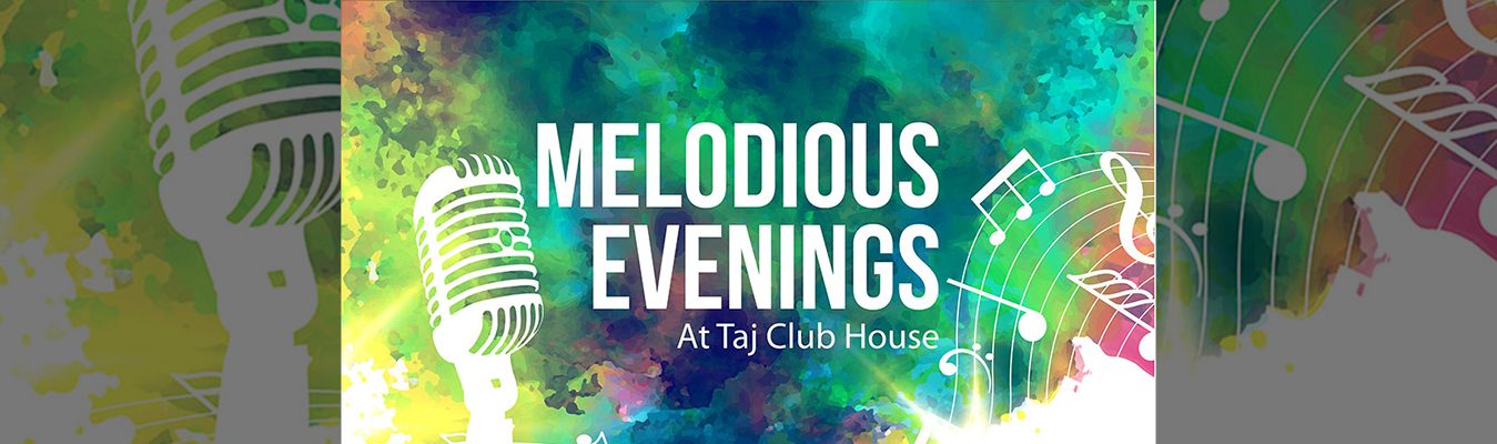 Melodious Evenings with Wahida Gomes at Blend