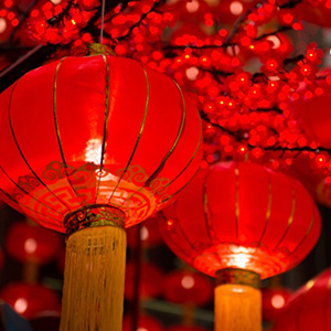 A Chinese New Year's Eve  at Memories of China
