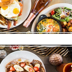 New Year's Brunch at Anise