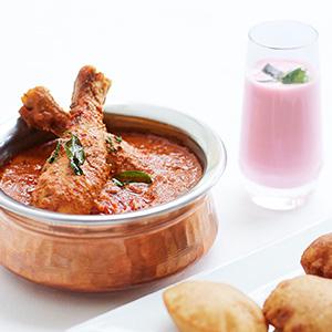 Maharashtrian Food Festival at Tiqri