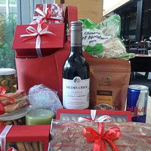 Festive Celebration Hampers at Deli
