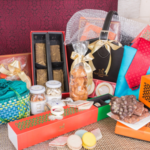 Special Diwali Hampers at La Patisserie