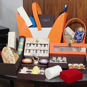 Premium Diwali Hamper  at La Patisserie