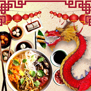 Valentine's Day at Ming Yang