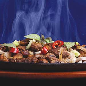 Fire up your Tastebuds at Harvey's Lounge Bar