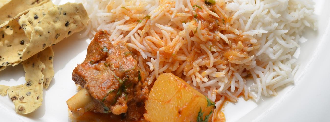 Sunday Mutton Curry