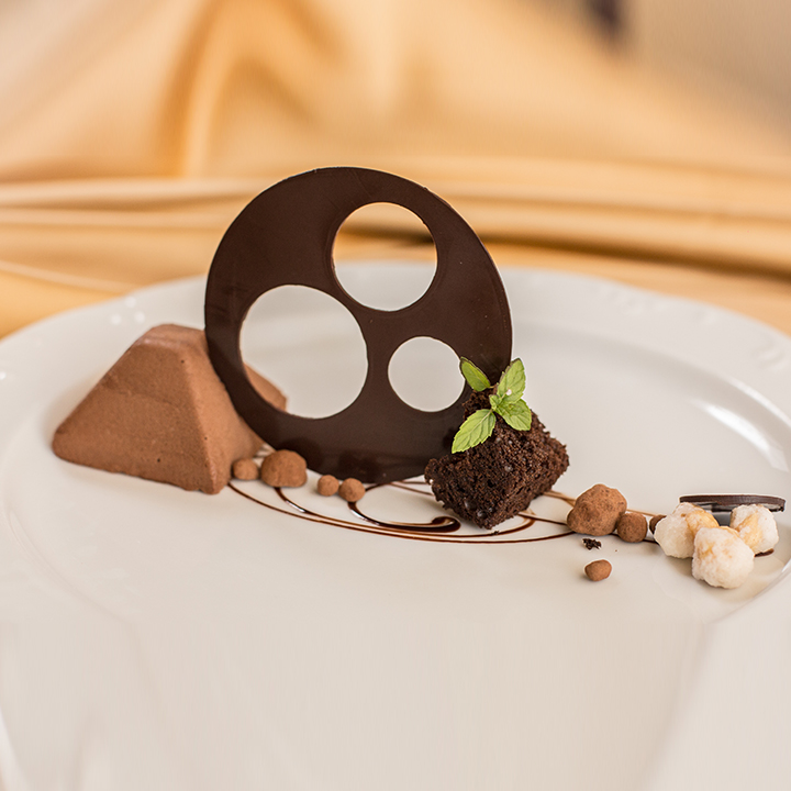 Gianduja Chocolate Mousse